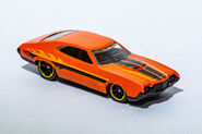 '72 Ford Gran Torino Sport (2016 Orange) (2)