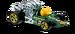 2018 Hot Wheels Head Starter green