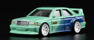Mercedes Benz 190E & Fleet Flyer (12)