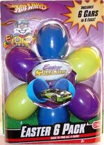 2010 easter egg 6pack