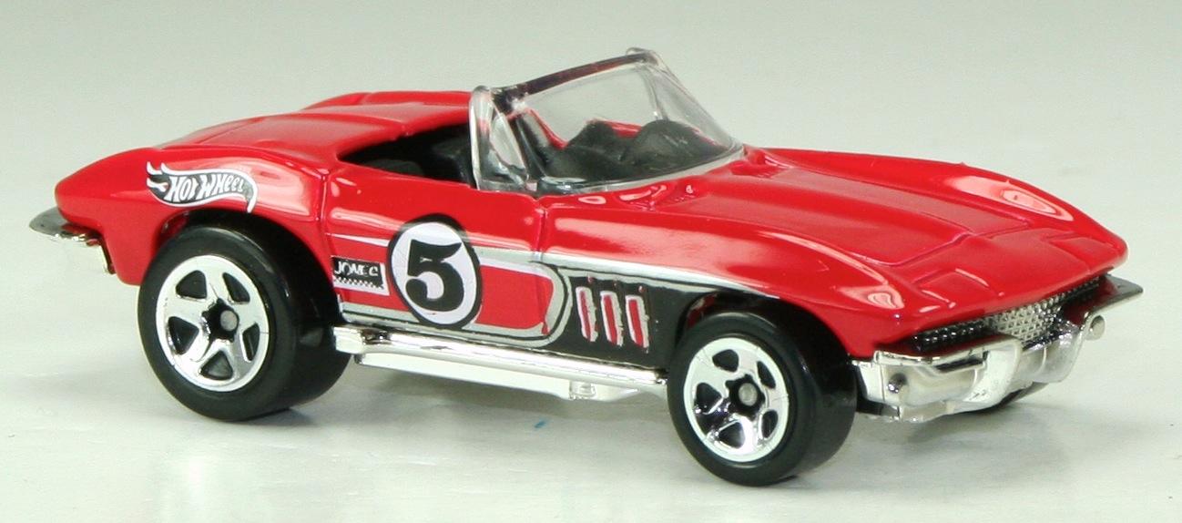 2001 Hot Wheels #109 /'65 Corvette