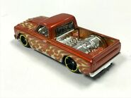 2019 Hot Wheels '67 Chevy C10 back