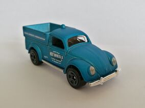 Beetle Pickup 19 Blue