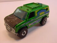 1980 Baja breaker green - blue tampo BW