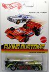 Corvette Funny Car-2013 Flying Customs