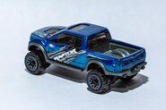 Raptor Blue Backside