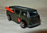 1969 Volkswagen Beach Bomb Olive
