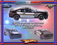 2012 HW Main Street 2010 Ford Mustang