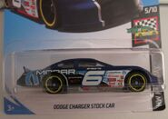 2019 Hot Wheels Dodge Charger Stock Car
