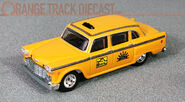 74 Checker Taxi Cab - 15 Entertainment 600pxOTD
