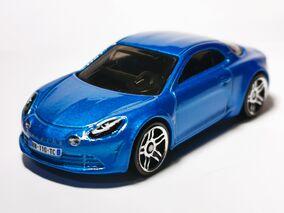 Alpine A110 Blue 19