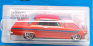 Hot Wheels 63 Chevy II FJP15 ORANGE