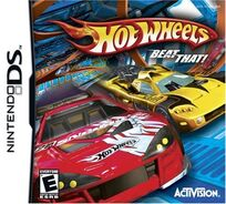 Hot Wheels Beat That (DS Cover Art)