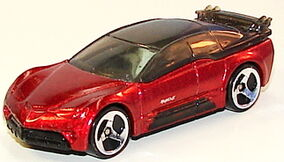 Pontiac Rageous Red