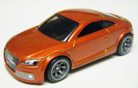 09 Audi TTS - 10 Speed Machines