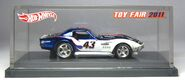 2011 Toy Fair Hot Wheels '69 COPO Corvette the Lamley Group boxed