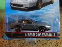 Speed Machines Ferrari 550 Maranello wheels variation