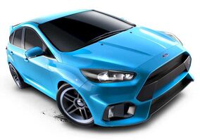 DHP07 2016 Ford Focus RS MOD