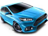'16 Ford Focus RS