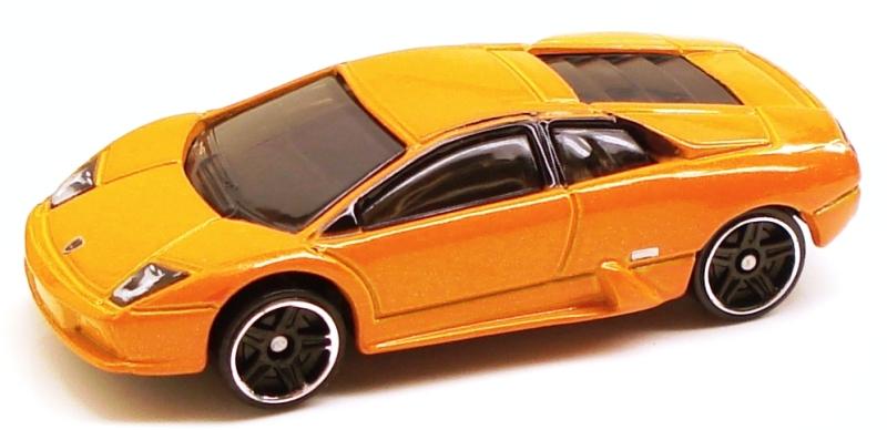 Hot Wheels Hot Wheels Lamborghini Murcielago Batman