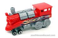 Rail Rodder CB Red