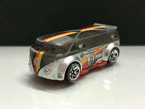 2019 Hot Wheels ID VW T1 GTR