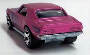 68 COPO Camaro. Spectrafrost Pink. 4