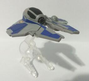 Obi-Wan Kenobi Eta-2 Interceptor (CGW65) 01