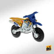2020 Hot Wheels HW 450F right