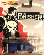 FYP70 Punisher Van Carded