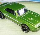 '67 Pontiac Firebird 400