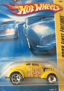 2008 025 First Editions 25-40 Pass'n Gasser '37' -Mooneyes- Yellow