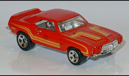 69' Firebird T:A (3815) HW L1170095