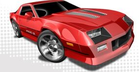 Chevrolet IROC Z