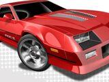 '85 Camaro IROC-Z