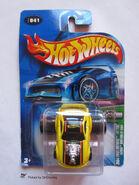 Mustang GT Fatbax Blister Long 24