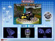 Sweet 16 II was Playable in Hot Wheels Mechanix PC 1999 Terrorific Series