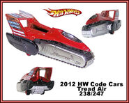 2012 HW Code Cars Tread Air 238-247