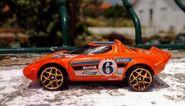 2018 Hot Wheels Lancia Stratos Mystery Car