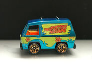2019 Hot Wheels Mystery Machine id