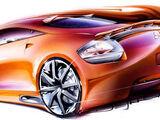 Mitsubishi Eclipse Concept Car