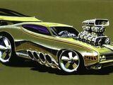 1969 Pontiac GTO Judge ('Tooned)