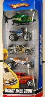 HW 5pack Desert Race 1000