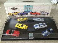 Hot Wheels Jay Leno Collection Set