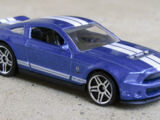 '10 Ford Shelby GT500