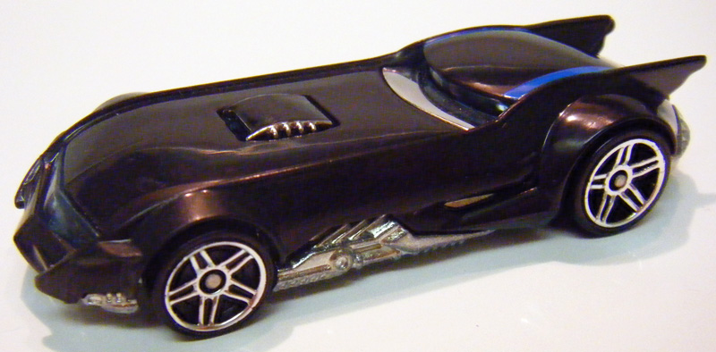 HOT WHEELS 2007 MYSTERY CARS BATMOBILE
