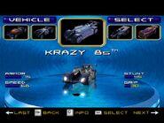Krazy8s VX