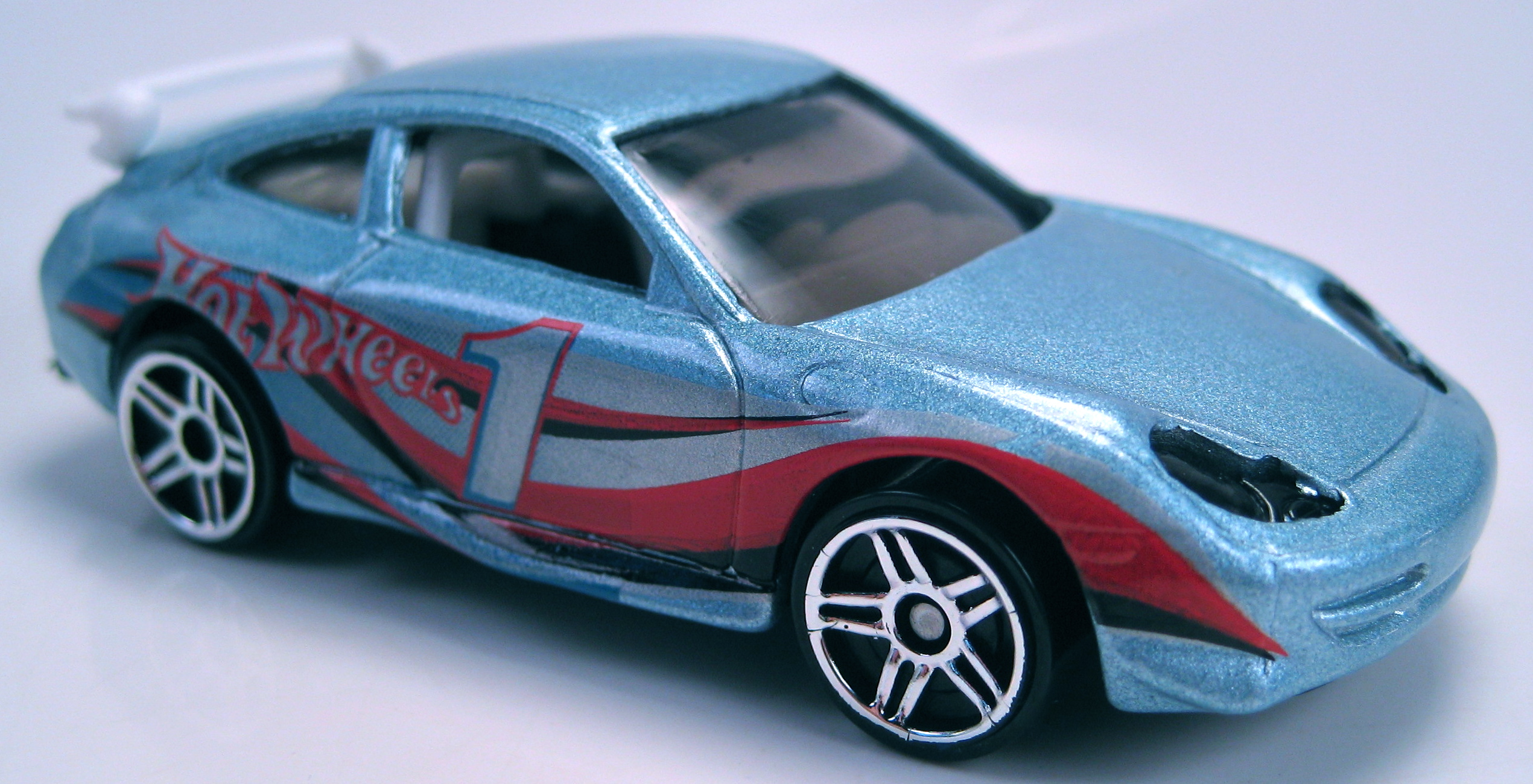 10 of 26 First Editions Porsche 911 GT3 CUP 1//64 scale Hot Wheels 1999