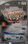 Hot Wheels 18th Collectors Convention Drag Truck