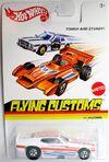 '71 Mustang Funny Car-2013 Flying Customs